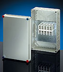 K 7052 - Polycarbonate Enclosures w/ Metric Knockouts & Terminals