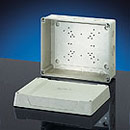 KF 9350 - Polycarbonate Indoor/Outdoor Enclosures w/ Metric Knockouts