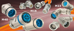 Moulded Connectors - M23