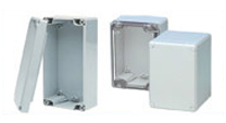 Small Enclosures made of Polycarbonate or ABS